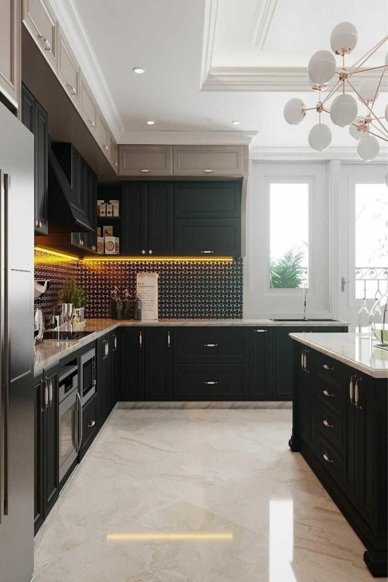 Dự án Phòng bếp